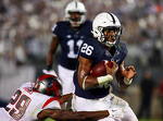 Penn State Football: Franklin Happy To Have Problem With Both Barkley And Sanders In Backfield
